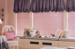 Aluminum Blinds in Child's Room