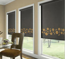 Decorative Roller Shades