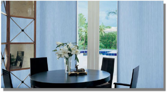 Honeycomb Vertical Shades